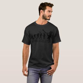 Camiseta de Alaska de la evolución