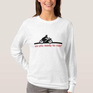 Camiseta de algodón larga de la manga de las