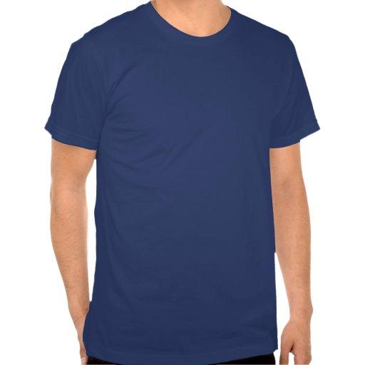 Camiseta de American Apparel de los hombres de la