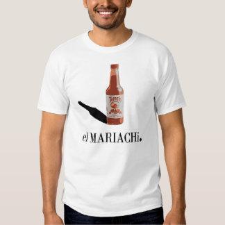 """¡'Camiseta de Amexican del MARIACHi del EL la""""! Camisetas"""