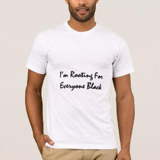 Camiseta de arraigo
