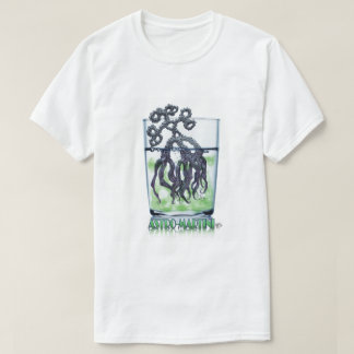 Camiseta de Astro Martini de los hombres