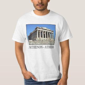 Camiseta de Atenas del Parthenon