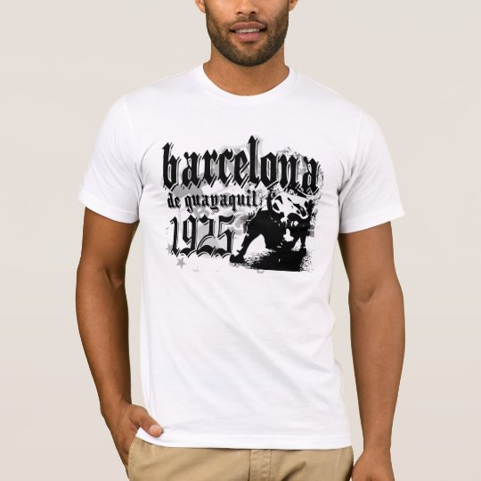 Camiseta de Barcelona de Guayaquil