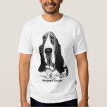 Camiseta de Basset Hound