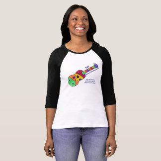 Camiseta de Beatleleles con el texto