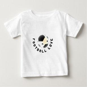 chaleco Bebé niño niña me y mi papá Amor Ipswich Town Football moda Bebés traje