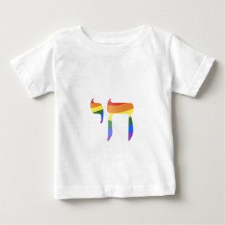 Camiseta De Bebé חי de Chai