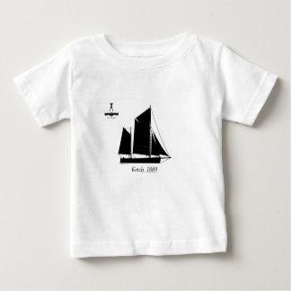 Camiseta De Bebé 1889 ketch solent - fernandes tony