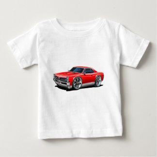 Camiseta De Bebé 1966/67 coche del rojo de GTO