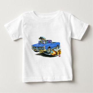 Camiseta De Bebé 1966-67 convertible azul de GTO