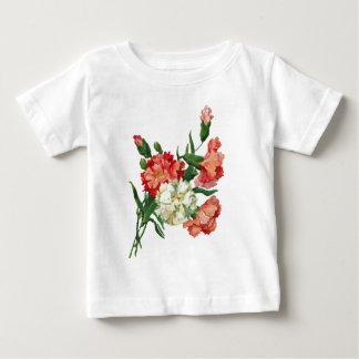 Camiseta De Bebé 3800 carnation1