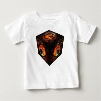 Camiseta De Bebé 3dCubeOnly.gif