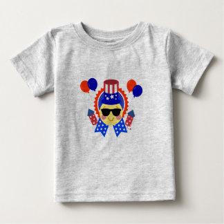 Camiseta De Bebé 4to feliz