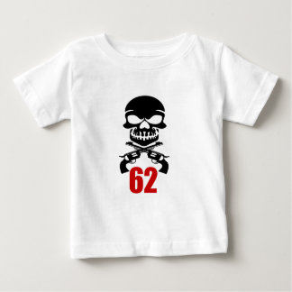 Camiseta De Bebé 62 diseños del cumpleaños