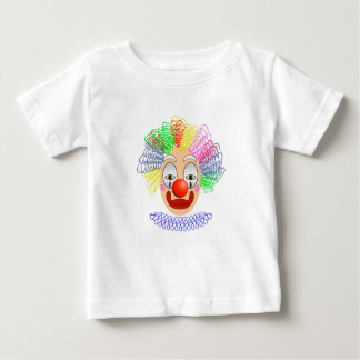 Camiseta De Bebé 97Clown Head_rasterized