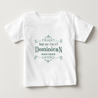 Camiseta De Bebé A medias dominicano