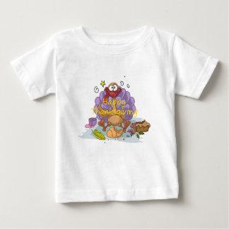 Camiseta De Bebé Acción de gracias