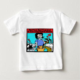 Camiseta De Bebé Adopte