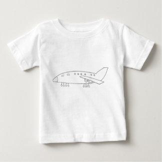 Camiseta De Bebé Aeroplano