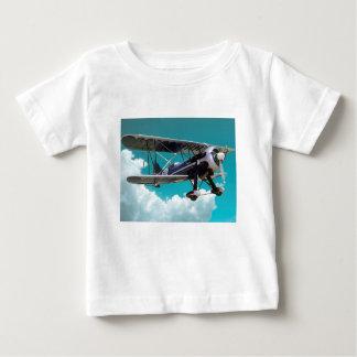 Camiseta De Bebé Aeroplano viejo