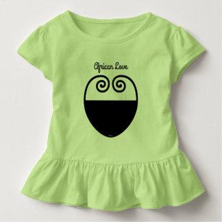 Camiseta De Bebé AfricanLove