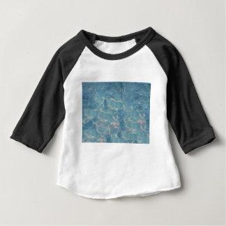 Camiseta De Bebé Agua del océano