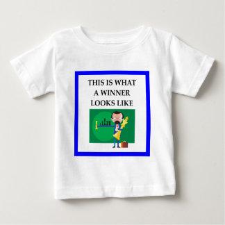 Camiseta De Bebé ajedrez