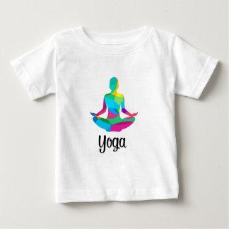 Camiseta De Bebé Ajuste y aptitud de la yoga