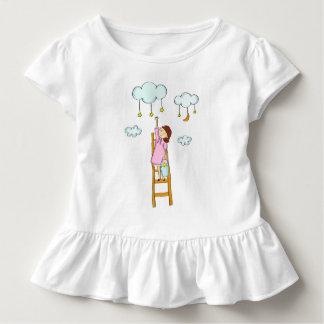 Camiseta De Bebé Alcance para las estrellas
