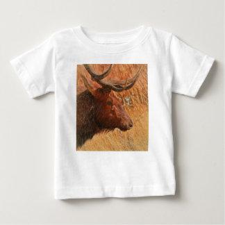 Camiseta De Bebé Alces de Bull