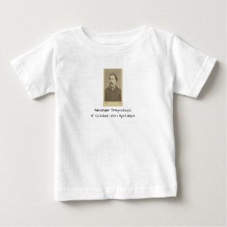 Camiseta De Bebé Alexander_Dreyschock-1