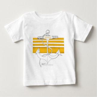 Camiseta De Bebé almirante del oro, fernandes tony
