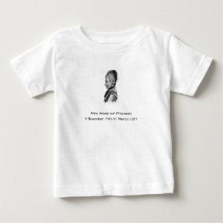 Camiseta De Bebé Amalie von Preussen de Ana