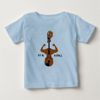 Camiseta De Bebé Aman@o