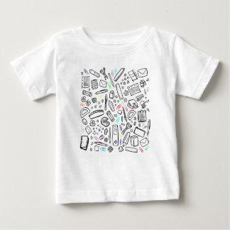 Camiseta De Bebé Amante de los efectos de escritorio