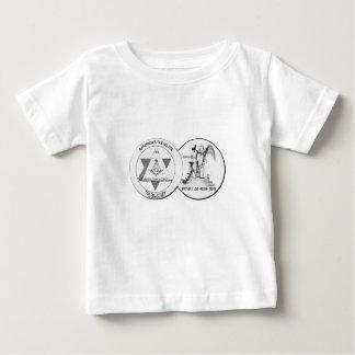 Camiseta De Bebé americastreasure
