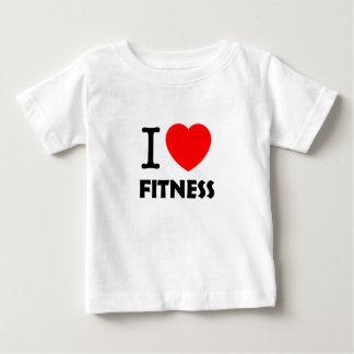 Camiseta De Bebé Amo aptitud