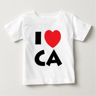 Camiseta De Bebé Amo California