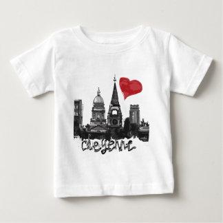 Camiseta De Bebé Amo Cheyenne