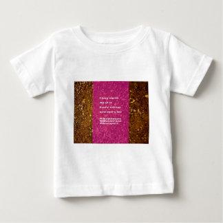 Camiseta De Bebé Amo la tierra, cada pedazo…