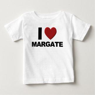 Camiseta De Bebé Amo Margate