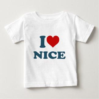 Camiseta De Bebé Amo Niza