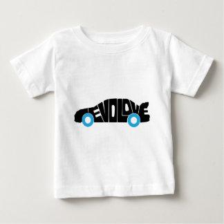 Camiseta De Bebé Amor de Evo