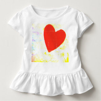 Camiseta De Bebé Amor del chica I
