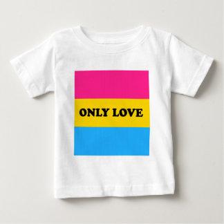 Camiseta De Bebé AMOR del orgullo de la cacerola SOLAMENTE