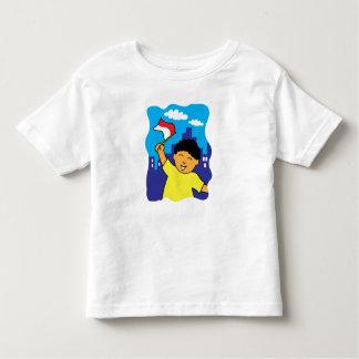 Camiseta De Bebé amor Indo
