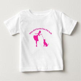 Camiseta De Bebé amor pitty