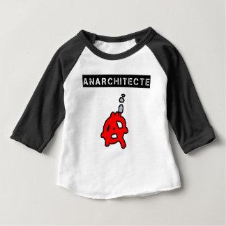 Camiseta De Bebé Anarchitecte - Juegos de palabras - Francois Ville