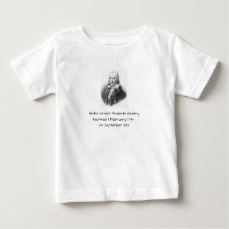 Camiseta De Bebé André Ernesto Modeste Gretry